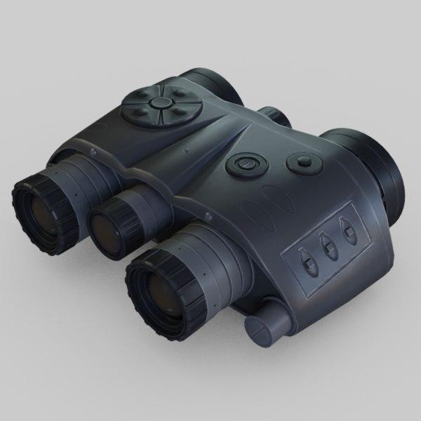 night vision 3D