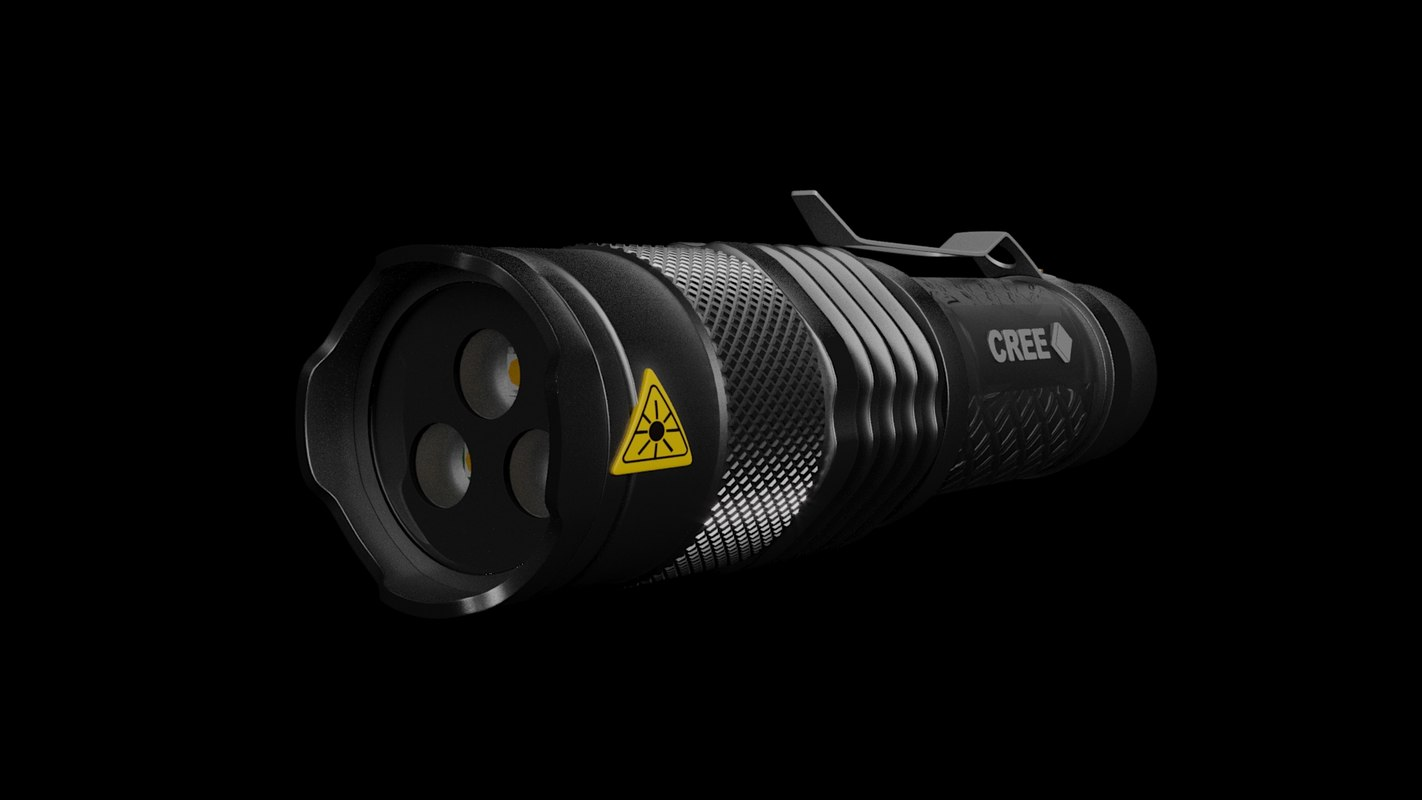 3D torch cree