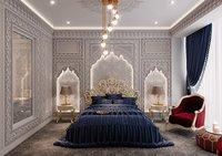 3D marrakech interior