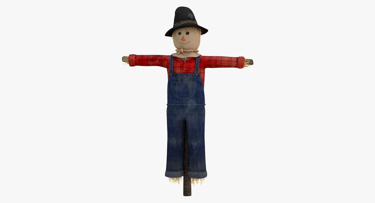 scarecrow model