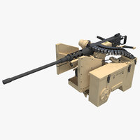 M153 CROWS II - M2 Browning (Desert)