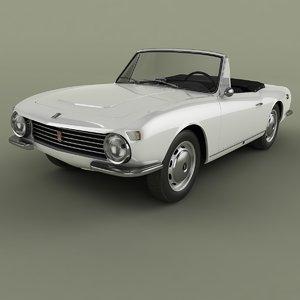 1965 osi 1200 cabrio model