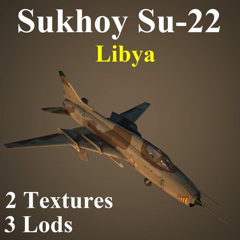 3D libya liv
