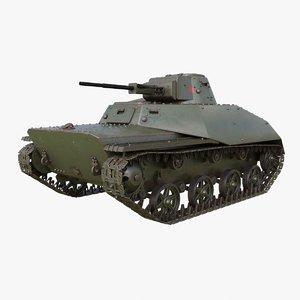 tank t 40 soviet model