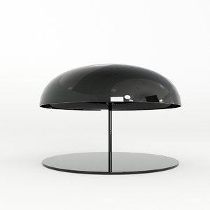 contardi manilla table lamp 3D model