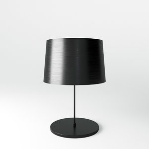 foscarini twiggy xl table lamp 3D model