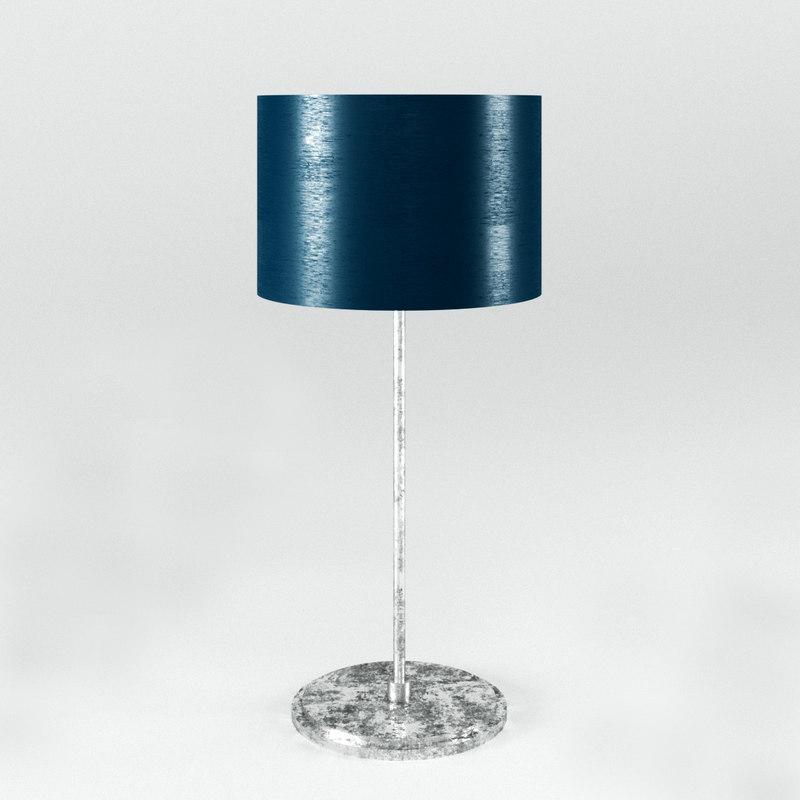 madison table light 3D