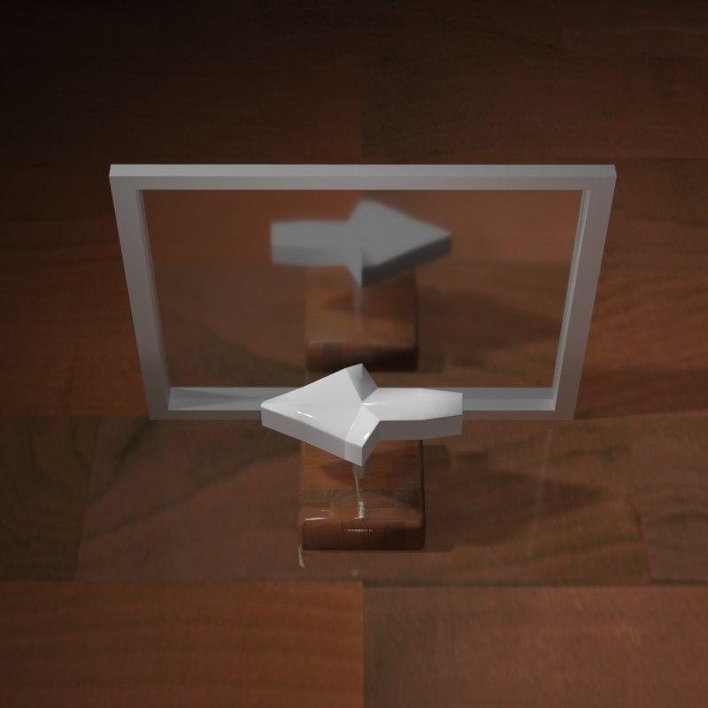 3D array illusion