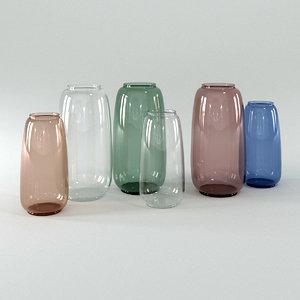 form vase 3D model