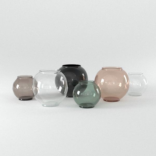 form 70 vase 3D model