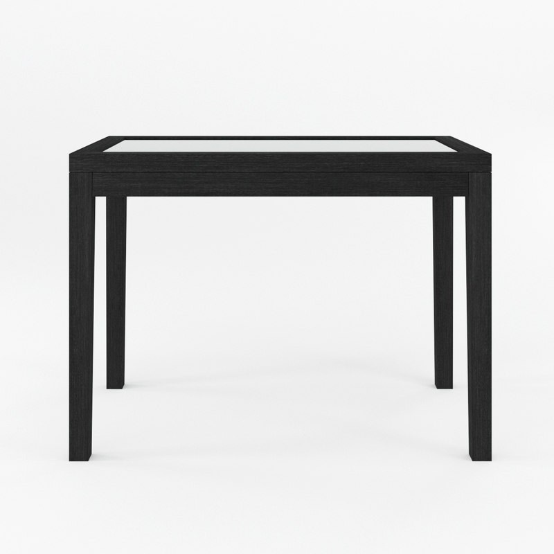3D table canto model