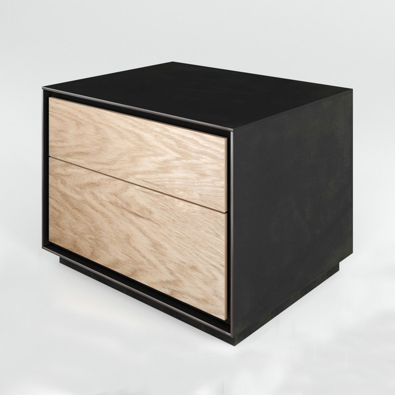 3D rialto night bedside table