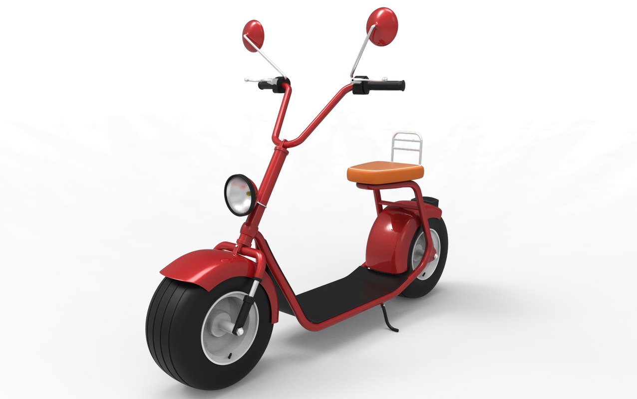 electric scooter model