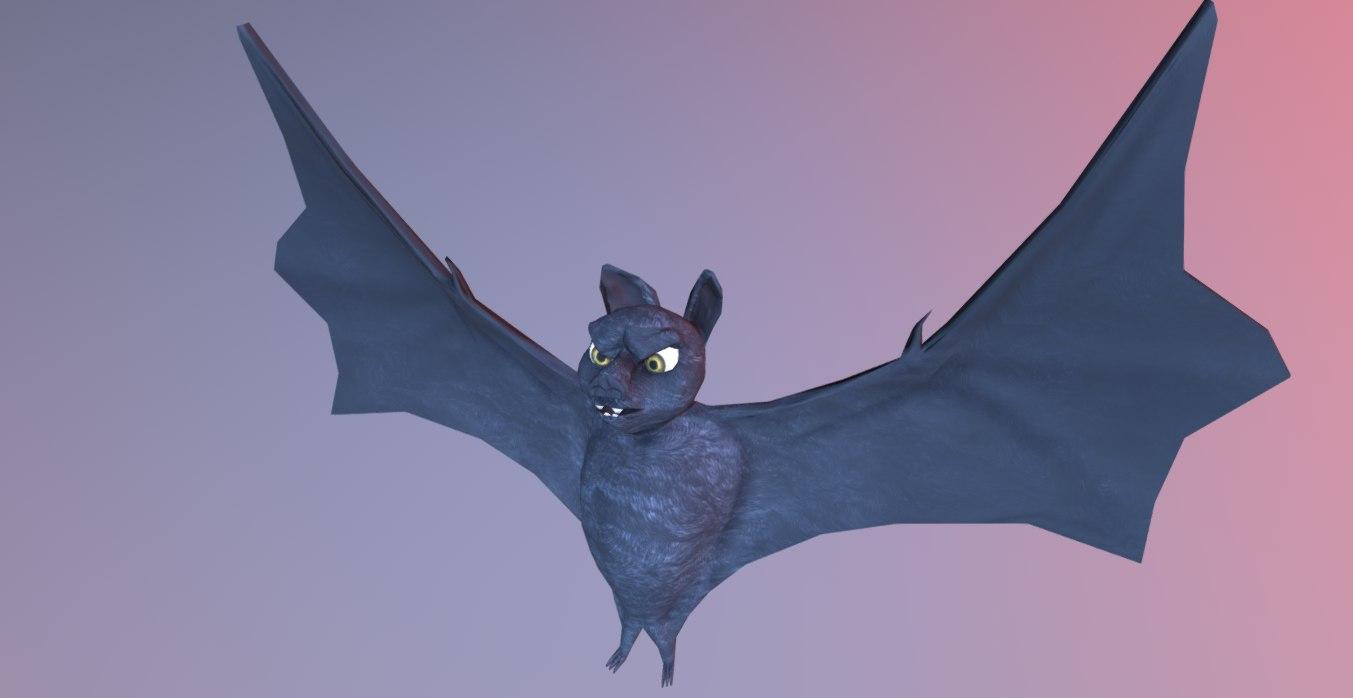 3D animation model