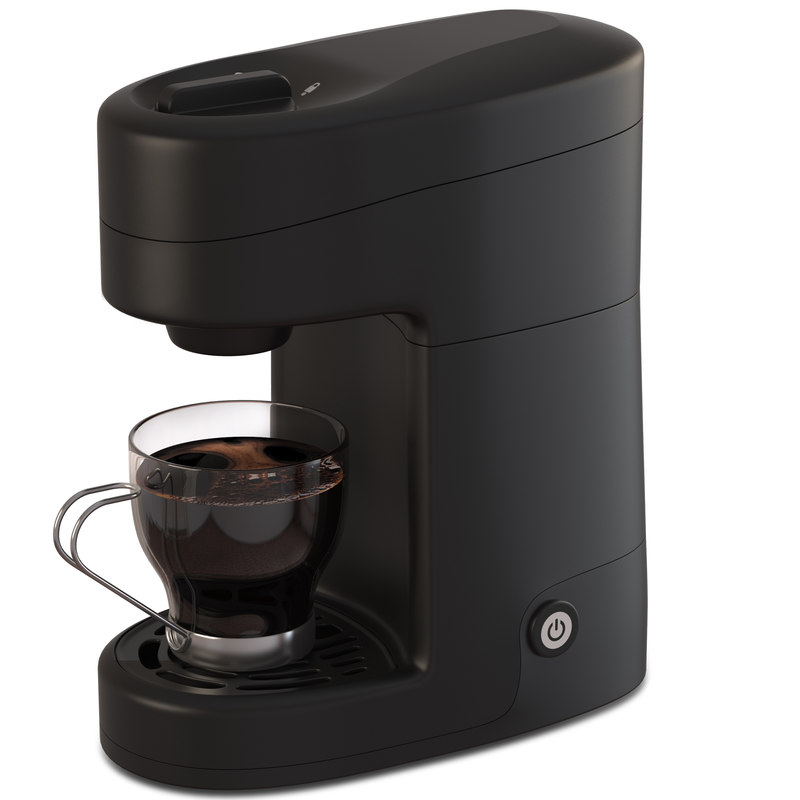 coffee makers 3D