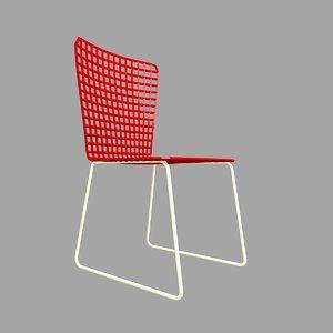 3D interesting chair