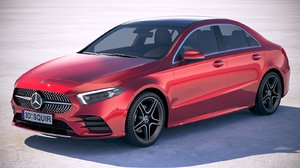 mercedes-benz a-class l model