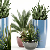 plants 99 awesomeplanters planter 3D model