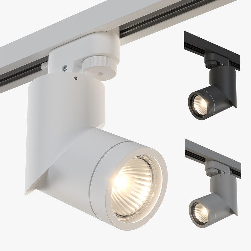 3D 05101x illumo lightstar track light