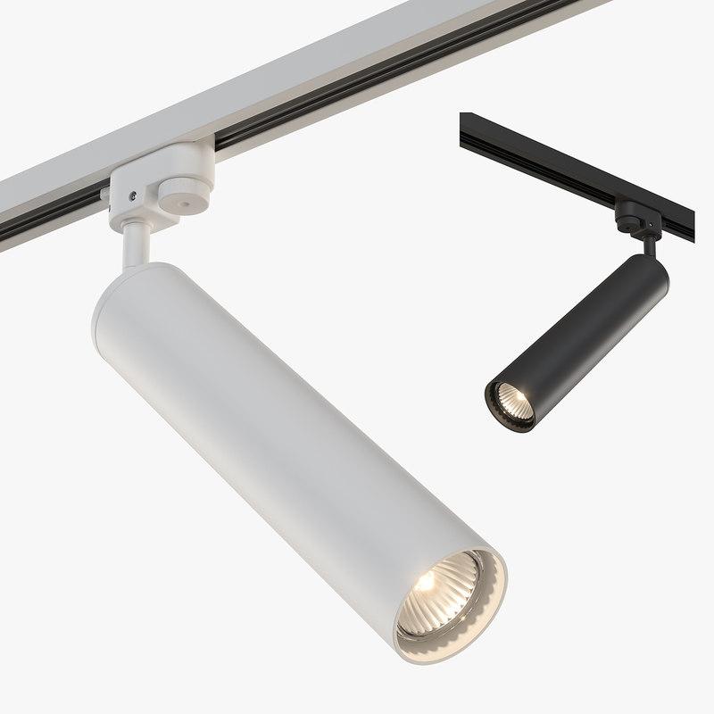 3D 21449x rullo lightstar track light model