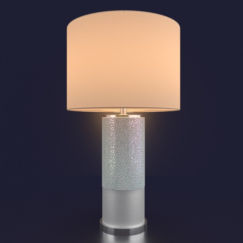 chiazza table lamp 3D model