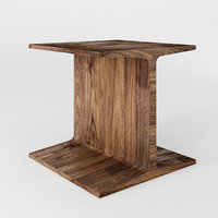3D i-beam table 345