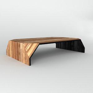 table db004502 3D model