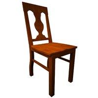 Wooden Chair