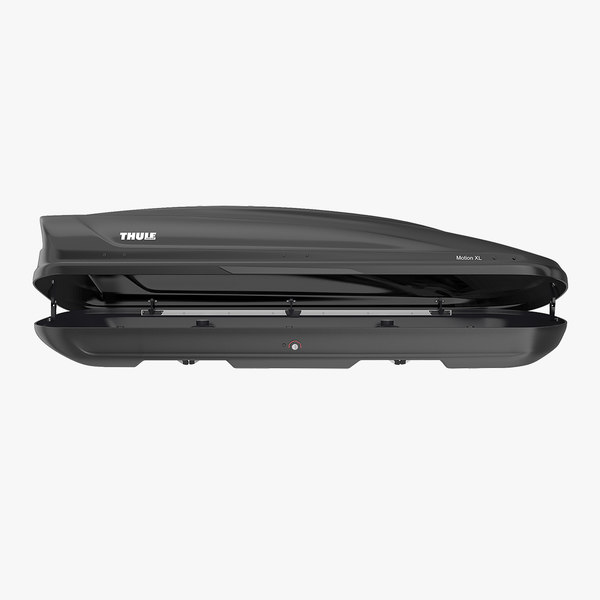 thule xl800 car roof 3D