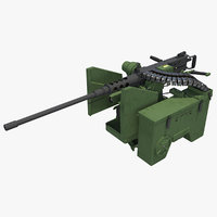 M153 CROWS II - M2 Browning (Green Nato)