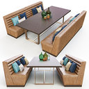 The Sofa & Chair Company - London Lined Banquette I