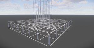 sample reinforcement 3D