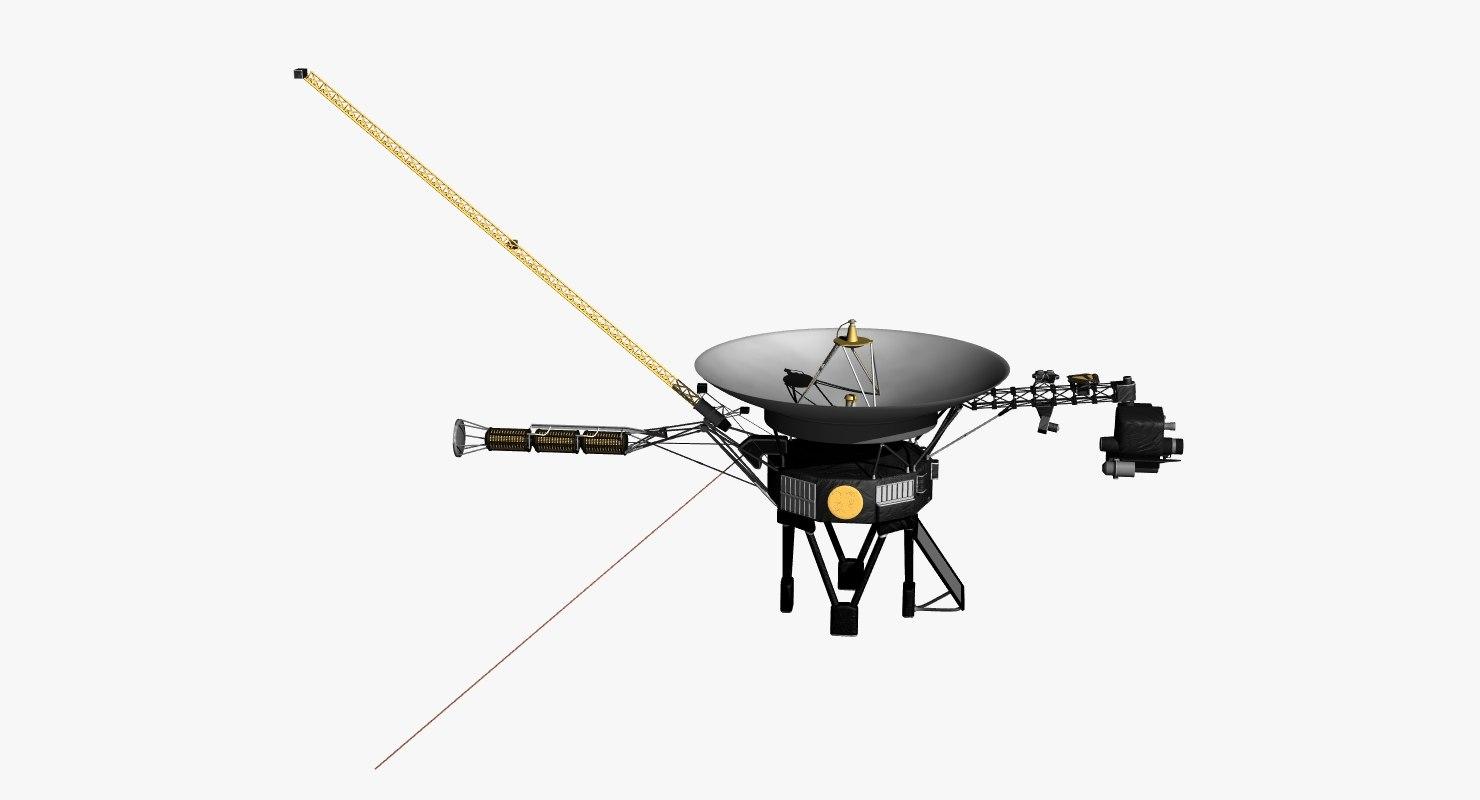 3D voyager probe