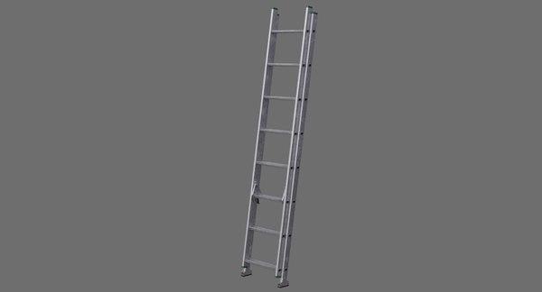 ladder 1b 3D model