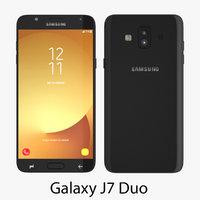 3D galaxy duo j7 model
