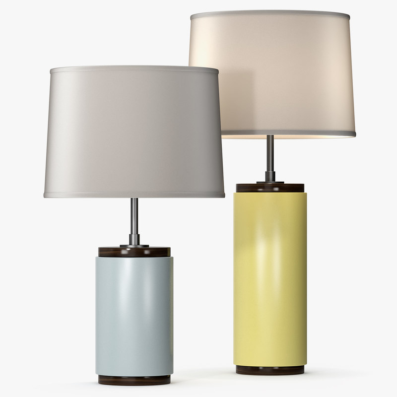 porter lamps stone sawyer 3D