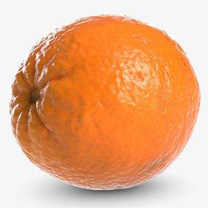orange 3D