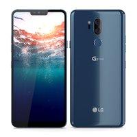 3D lg g g7 model