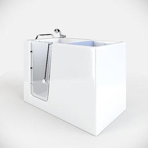 3D auxilia bath