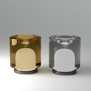 3D nahoor osiride table lighting
