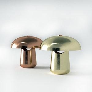 jessica ongo lamp lighting model
