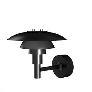louis poulsen - ph 3D model