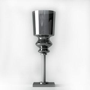 pure cornelia floor lighting 3D model