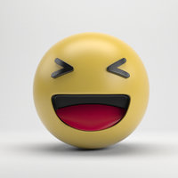3D facebook haha