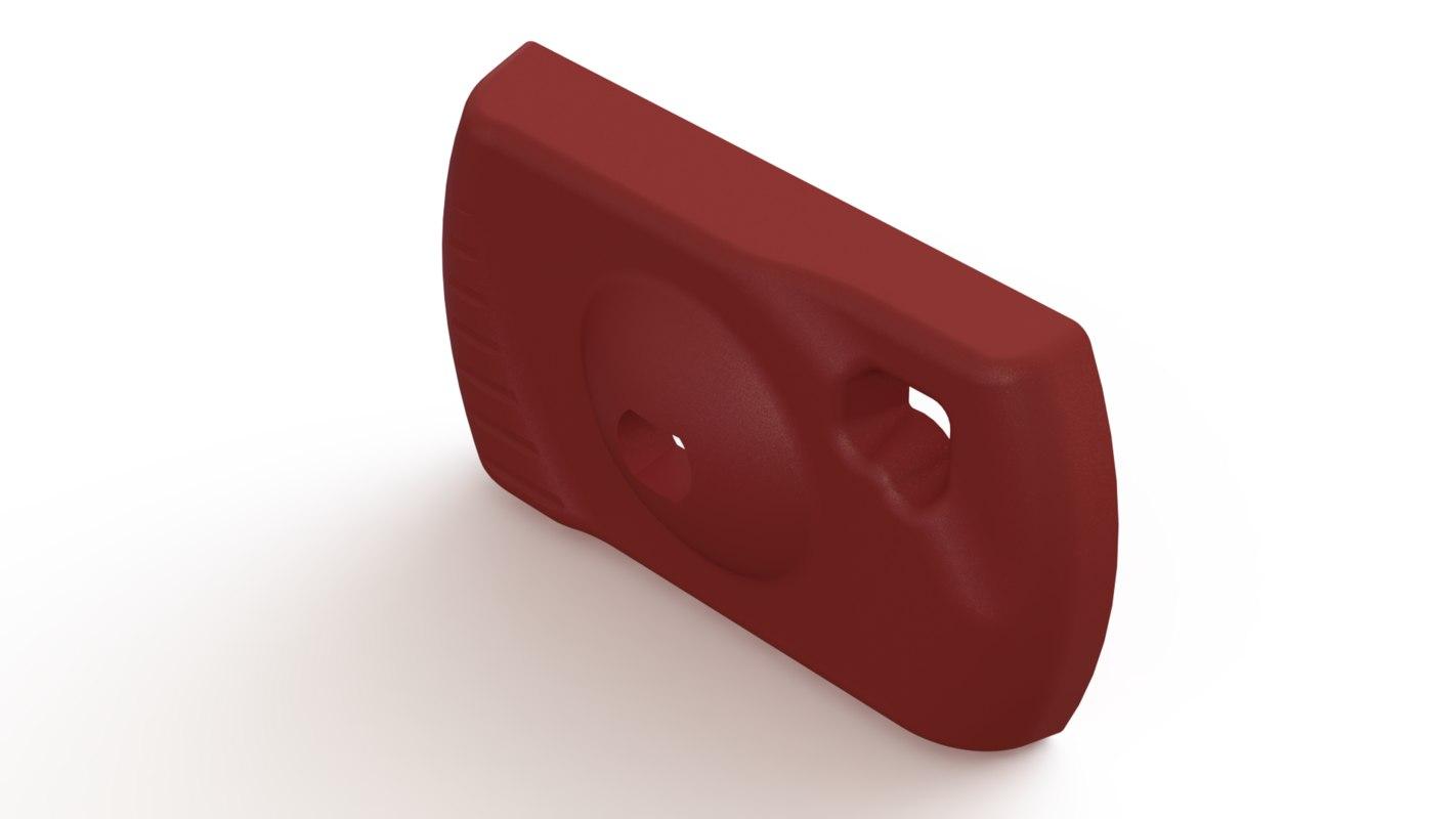 camera case 3D model