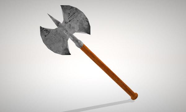 battle axe model