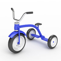 tricycle modal materials model