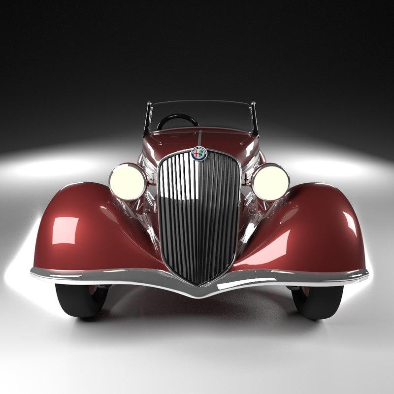 alfa romeo c6 model