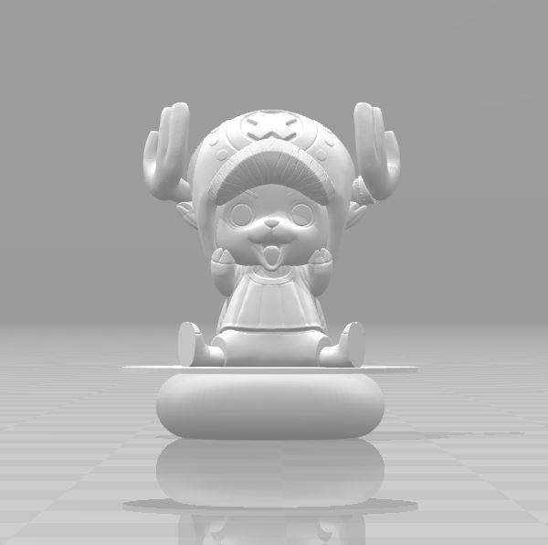 reindeer piece 3D model