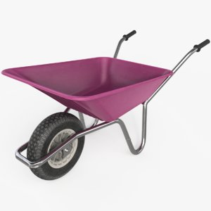 3D wheelbarrow ar